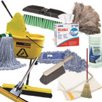 cleaning tools & supplies