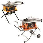 tile & table saws