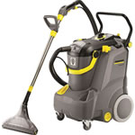 carpet & upholstery cleaning equipment