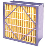 rigid box air filters
