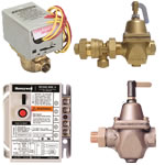 hydronic valves & controls