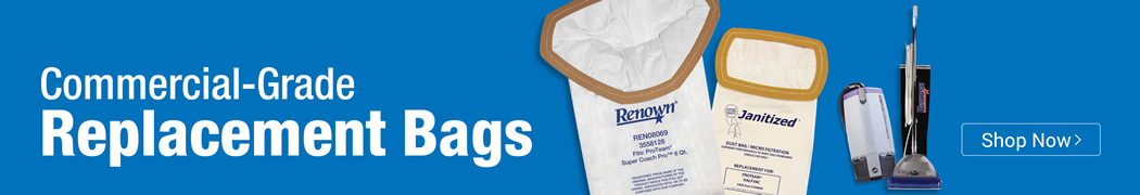 Shop Replacement Vacuum Bags