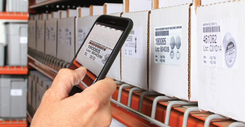 Mobile & Sku-Scan App